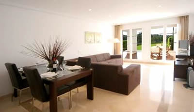 Golf apartments Benahavis