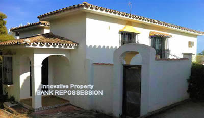villa from bank