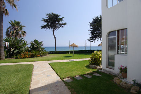 beach property costa del sol